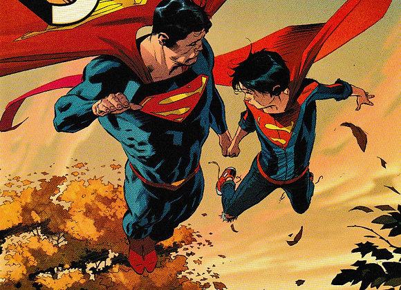 Rebirth Superman Issue/ # 27 DC Comics