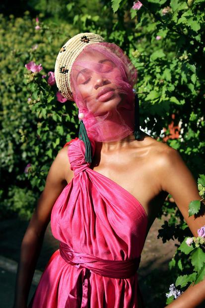 Model | Morgan Gubson @morggan