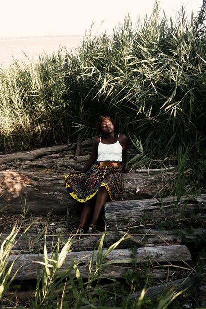 Model | Phyllis Sackey-Solomon