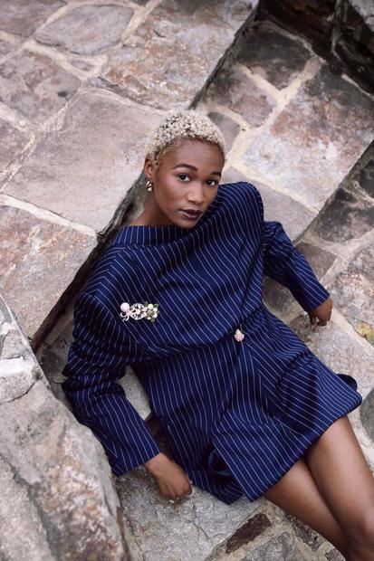 Model | Morgan Gibbons
