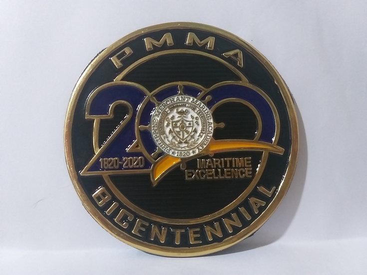 Bicentennial Car badge