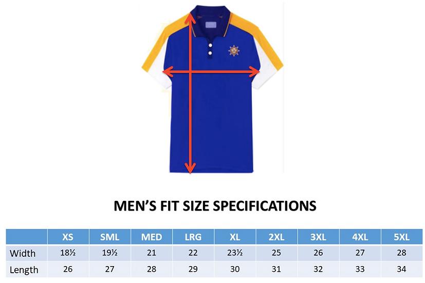 Bicentennial MEN Polo Shirt
