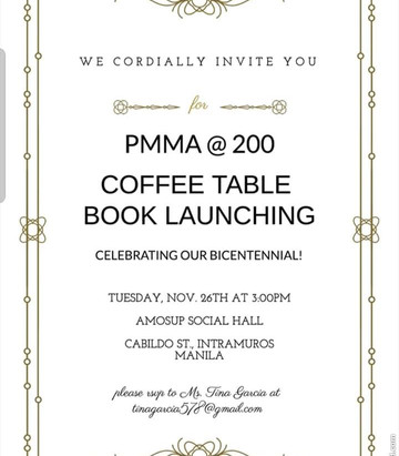 PMMA BICENTENNIAL COFFEE TABLE PMMA BICENTENNIAL COFFEE TABLE