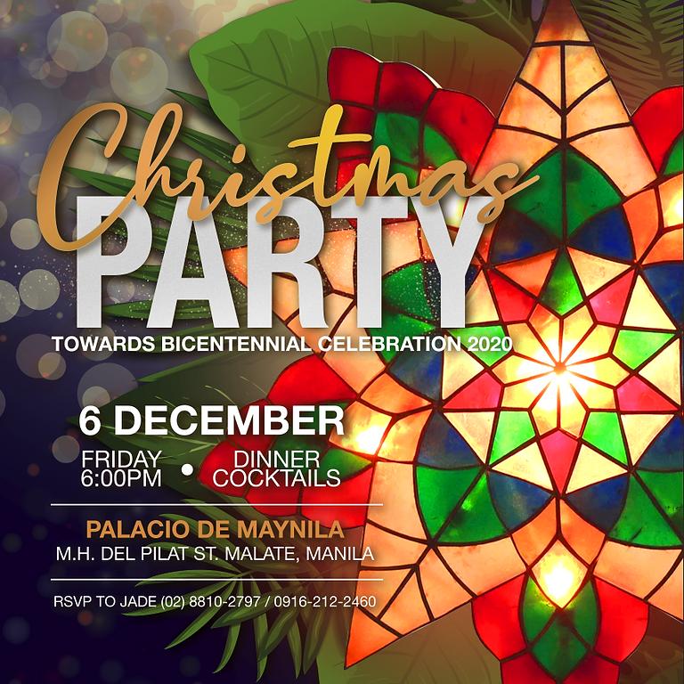 PMMAAAI Christmas Party