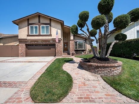 Sold: Beautiful Anaheim Hills home - Sold Price: $845,000; 3 bed, 2.5 bath, 2,445 squarefeet on a 6,363 sqft lot. Listed By: Bethany Azling