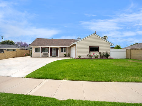 Sold: Beautiful Orange home - Listing Price: $734,900. Sold Price: $727,000; 4 bed, 2 bath, 1,363 squarefeet on a 9,310 sqft lot.
