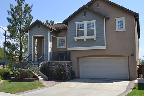 Leased: Orange Home - no longer available
