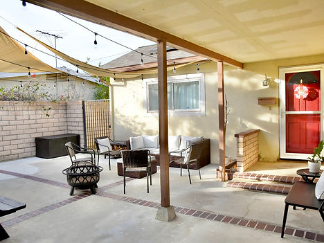 In Escrow: Charming Fullerton home: List Price: $649,999; 3 bed, 2 bath, 1,257 squarefeet on a 6,534 sqft lot.