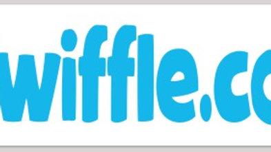 SD Wiffle Bumper Sticker