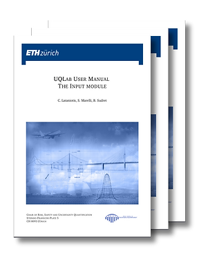 UQLab  user manuals