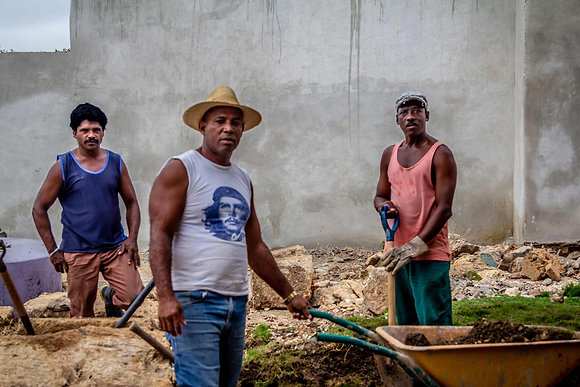 Cuban Workers