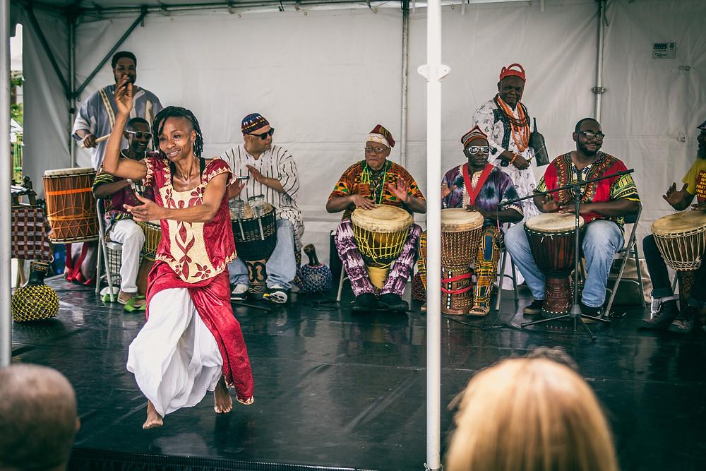 Dance Africa DC