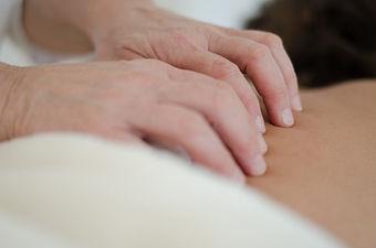 Tiefenentspannung durch biodynamische Massage