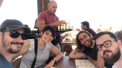 EWM_2018 Barcelona with Poole lab