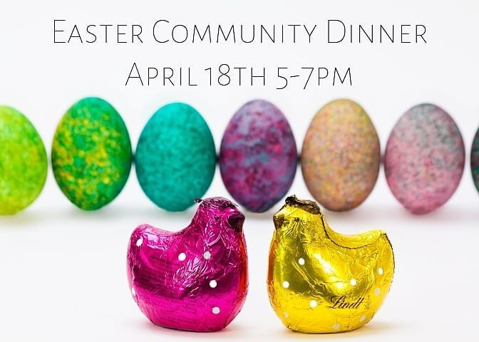 Easter Community Dinner - Source Church