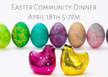 Easter Community Dinner - Source Church