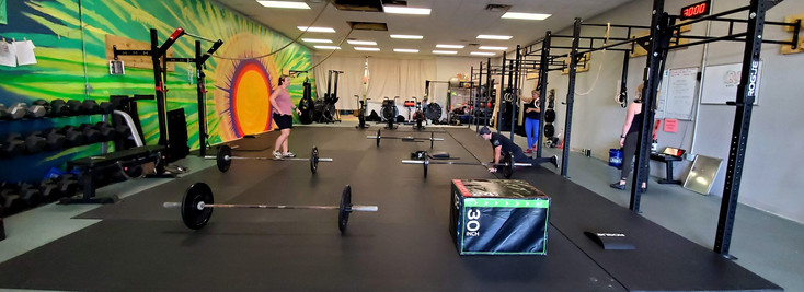 CrossFit Kitty Hawk Free Gym Outer Banks