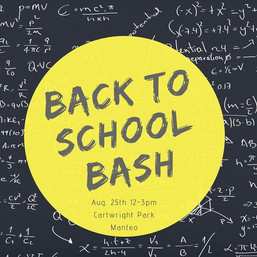 Back to School Bash - Source Church Mant