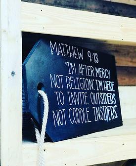 Matthew 9-13 - Source Church Manteo Serm