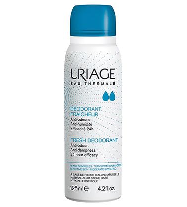Uriage Desodorante Aerosol Con Piedra De Alumbre