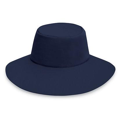 Sombrero Aqua Hat Navy UPF50+