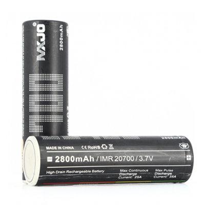 Accu MXJO 20700 - 2800 mAh - 35A