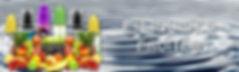 E-liquides saveurs fruitées : A partir de 4,79€