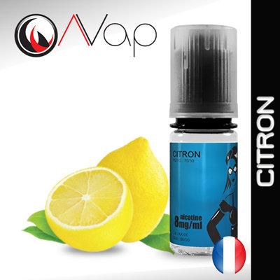 AVAP CITRON - E-liquide Fruité 10ml