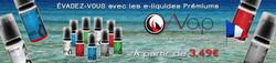 AVAP : E-liquides Prémiums