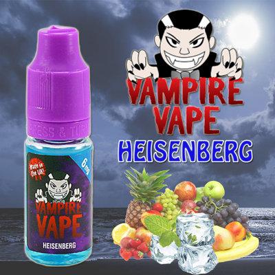 Eliquide VAMPIRE VAPE HEISENBERG 10ml