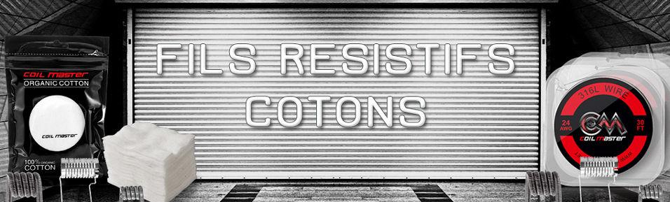 Bandeau-fils-resistifs---cotons-ecigaret