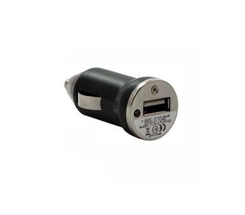 Chargeur USB voiture noir