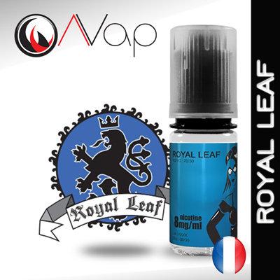 AVAP ROYAL LEAF E-liquide Tabac brun parfumé 10ml