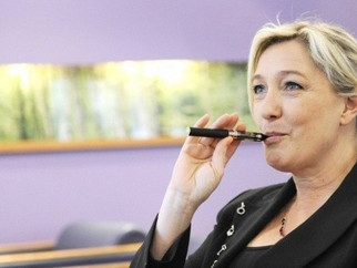 Marine Le Pen vapote t-elle Made in France ?