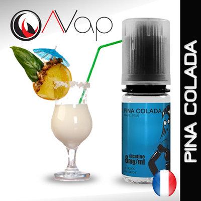 AVAP PINA COLADA - E-liquide Gourmand 10ml