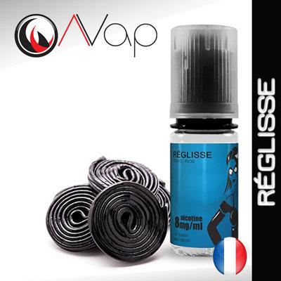 AVAP RÉGLISSE - E-liquide Gourmand 10ml