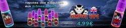 E-liquides Vampire Vape à 4,99€
