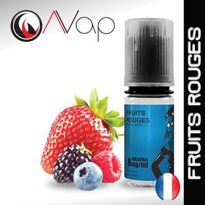 AVAP FRUITS ROUGES - E-liquide Fruité 10ml