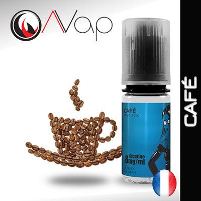 AVAP CAFÉ - E-liquide Gourmand 10ml