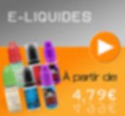 E-liquides premiums et supérieurs