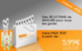 Packs Test eliquides de 5, 10 ou 20 échantillons d'e-liquides à partir de 5,99€ : AVAP, BIO CONCEPT