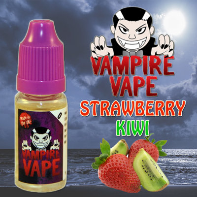 Eliquide VAMPIRE VAPE STRAWBERRY KIWI 10ml