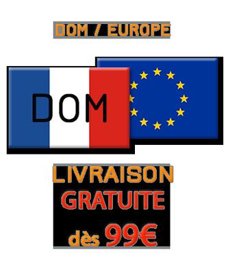 Livraison d'eliquides et ecigarettes vers les DOM et l'EUROPE (Belgique, Suiise, Luxembourg...)