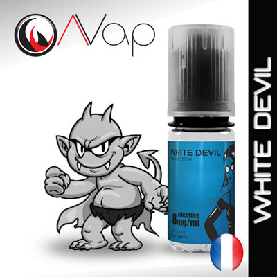 AVAP WHITE DEVIL - E-liquide Gourmand 10ml