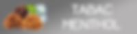 Échantillons d'e-liquides TABAC / MENTHOL : AVAP, BIO CONCEPT
