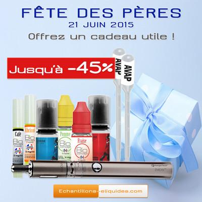 FÊTE DES MÈRES : Derniers jours pour lui offrir les nouveautés en e-liquides et e-cigarettes