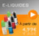 E-liquides Prémiums AVAP et BIO CONCEPT à partir de 4,99€