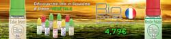 BIO CONCEPT: Eliquides base Végétale