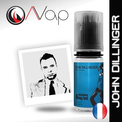 AVAP JOHN DILLINGER - Eliquide Tabac parfumé 10ml
