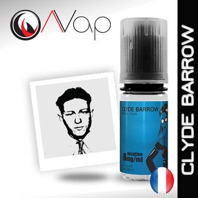 AVAP CLYDE BARROW - E-liquide Tabac mi-sec 10ml